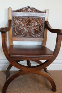 Lindesay Clark chair.