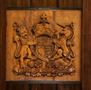 Coat of Arms, Tasmanian House of Assembly.