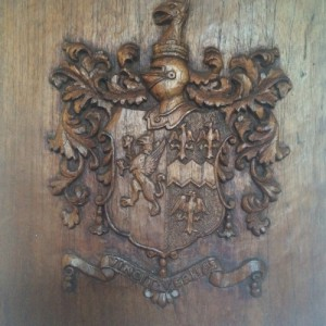 Walter family crest.